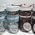 Poop jars