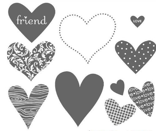 I-heart-hearts-stamp-set